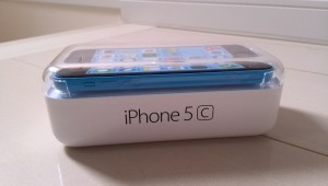 iPhone5c箱