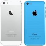 iPhone5s と iPhone5c を両方買ってみた